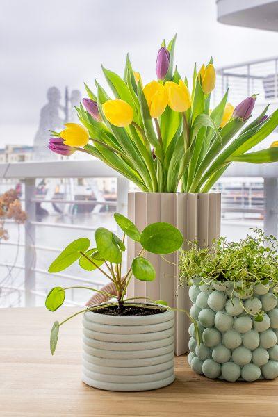 Modern DIY Plant Pots