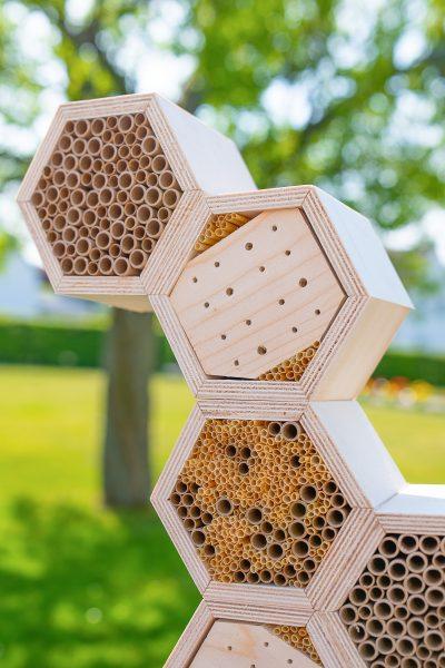 Honeycomb Bug Hotel