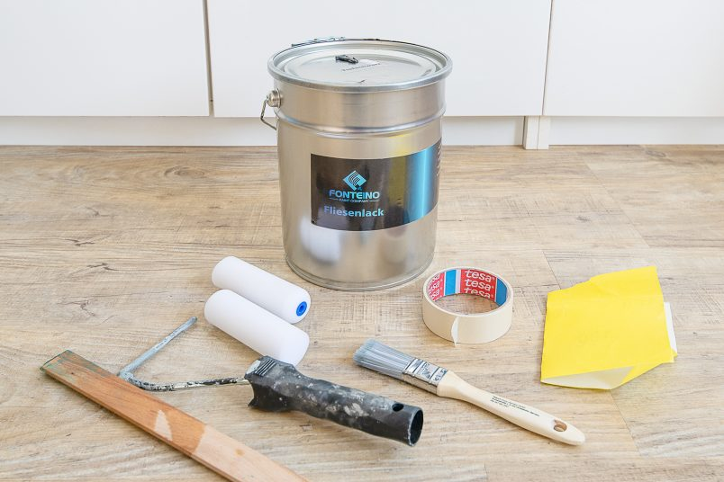 Tile Painting Supplies
