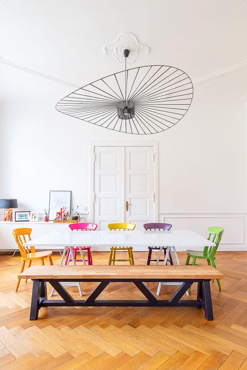 DIY Epoxy Resin Dining Table