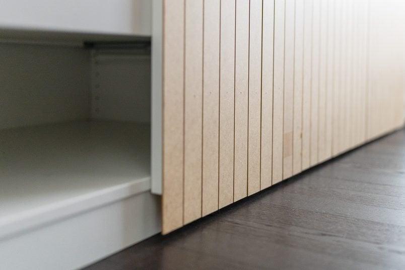 Extending a pax wardrobe floor detail - Copy