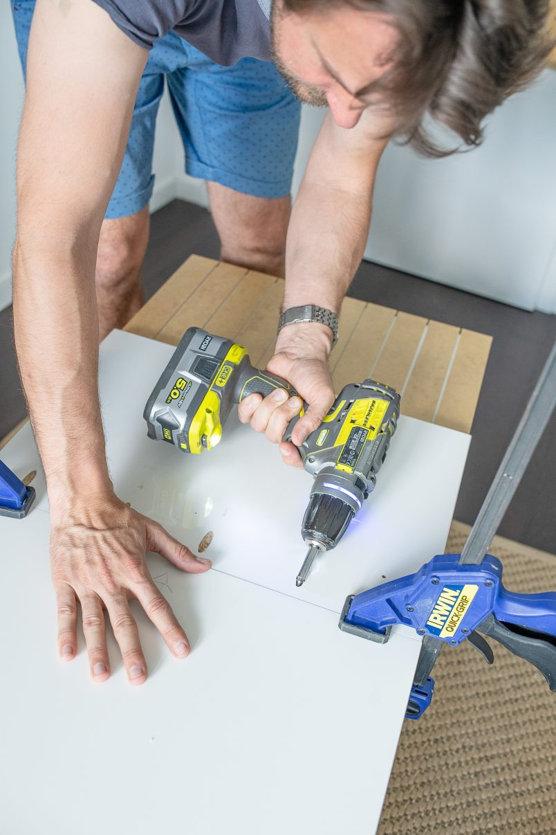 Extending pax wardrobe doors with panelling - Copy