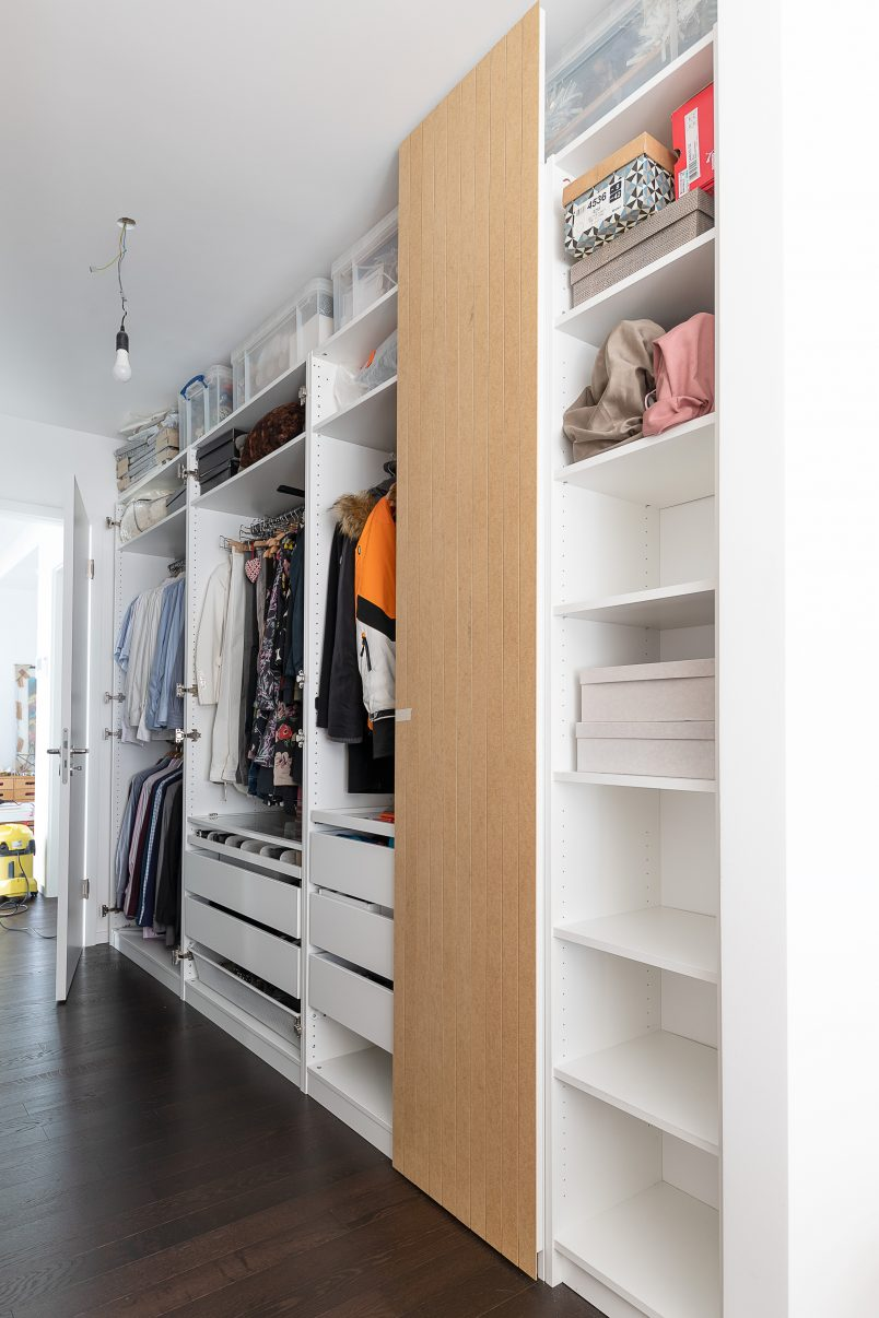 How To Extend Your Pax Wardrobe - Renter Friendly DIY - Copy