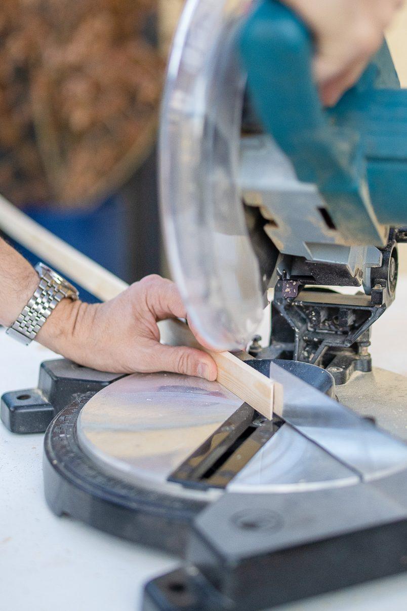 DIY Resin Table - Cutting Edge