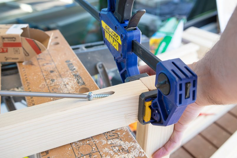 connecting timper pieces with kreg jig hd