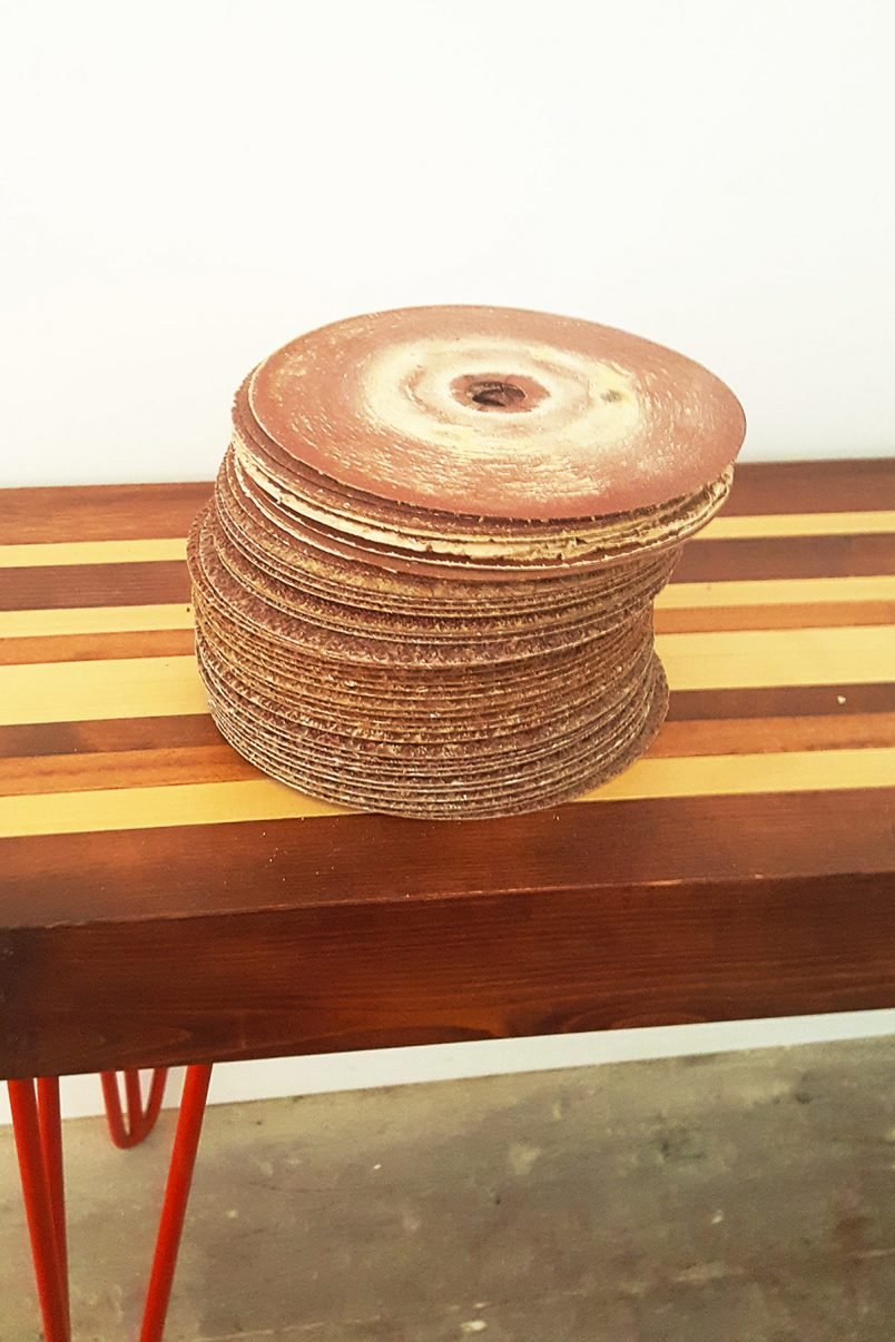 Sandpaper Disks