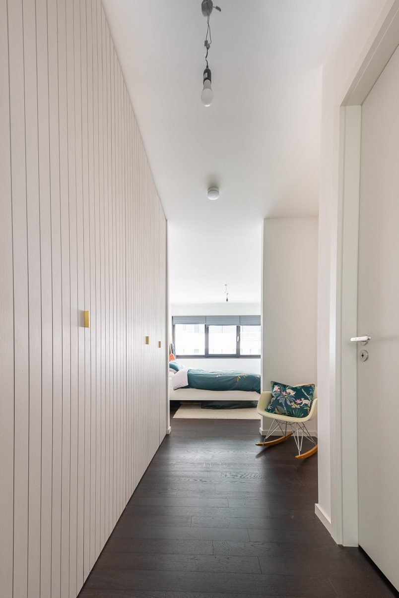 Extended Pax Wardrobes Built-In Renter-Friendly