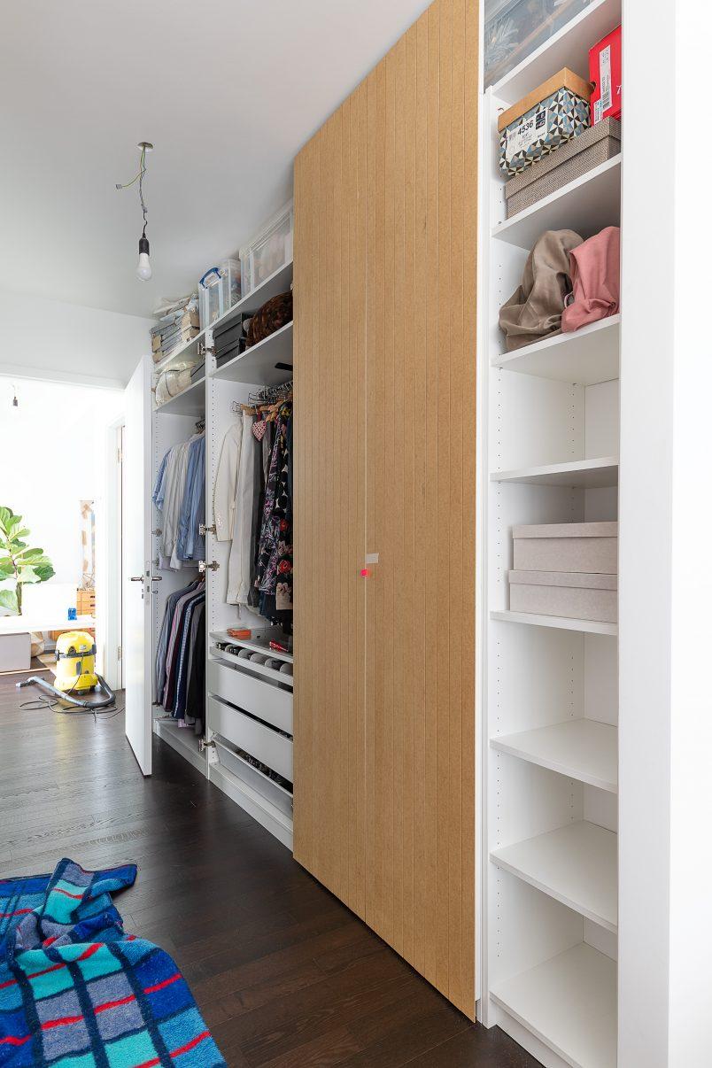 Extending Pax Wardrobes - Renter Friendly DIY