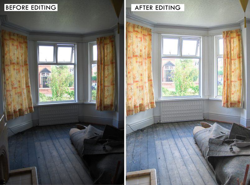 Editing Interior Photos with Lightroom Presets